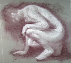 nupastel drawing